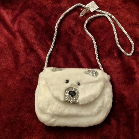 The Children's Place Other - Girls Polar Bear Purse💖🥰